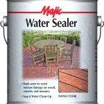 Impregnat do kostki brukowej water sealer 165